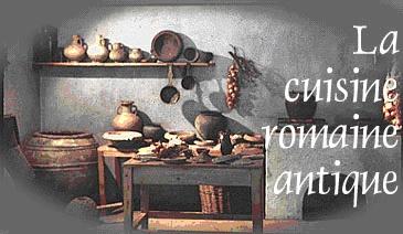 Recettes cuisine romaine